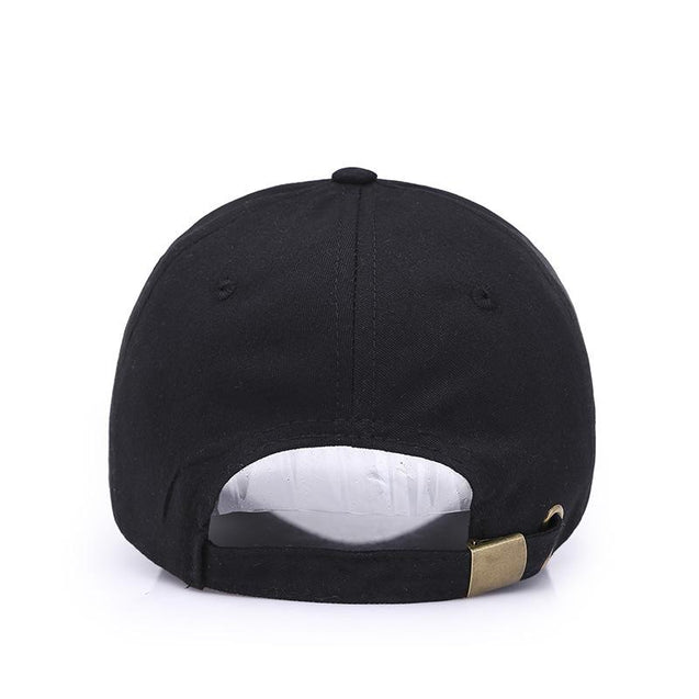 Casual Easy Matching Unisex Letter Baseball Cap