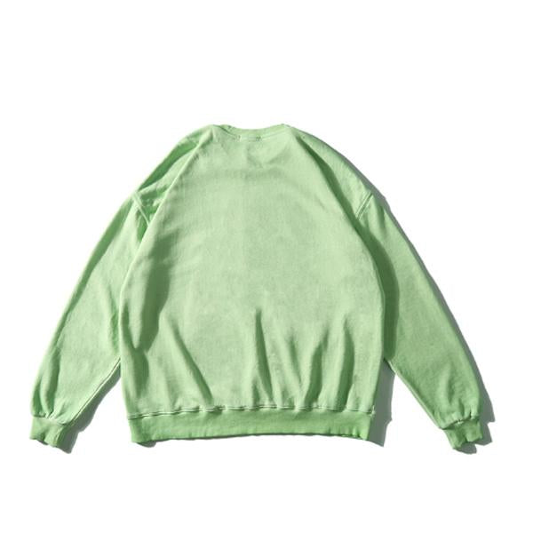 Men's Round Collar Long Sleeved Sweatshirts