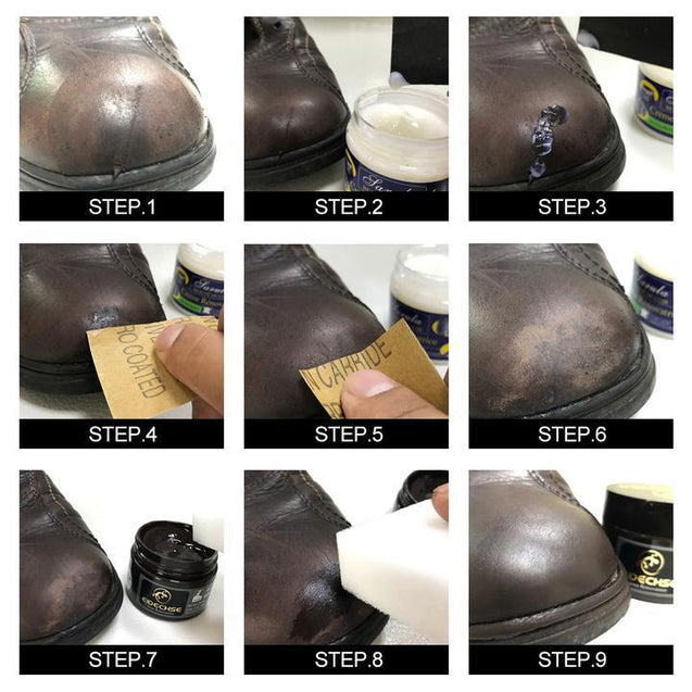 Leather Restoring Cream