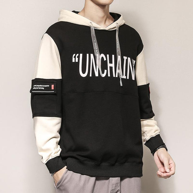 Casual Round Neck Hoodie
