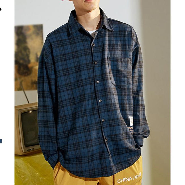 Mens casual fashion shirt