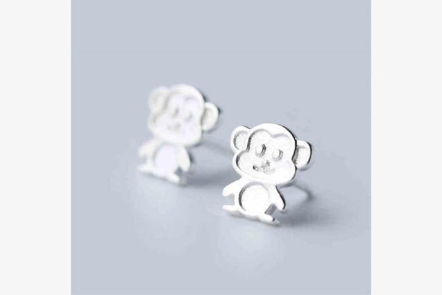 Baby Animal Earrings