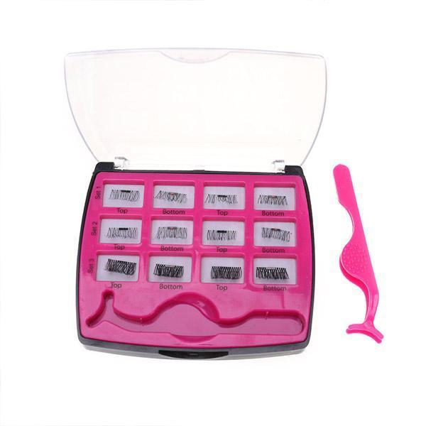 Magnetic Eyelashes (1 Set)
