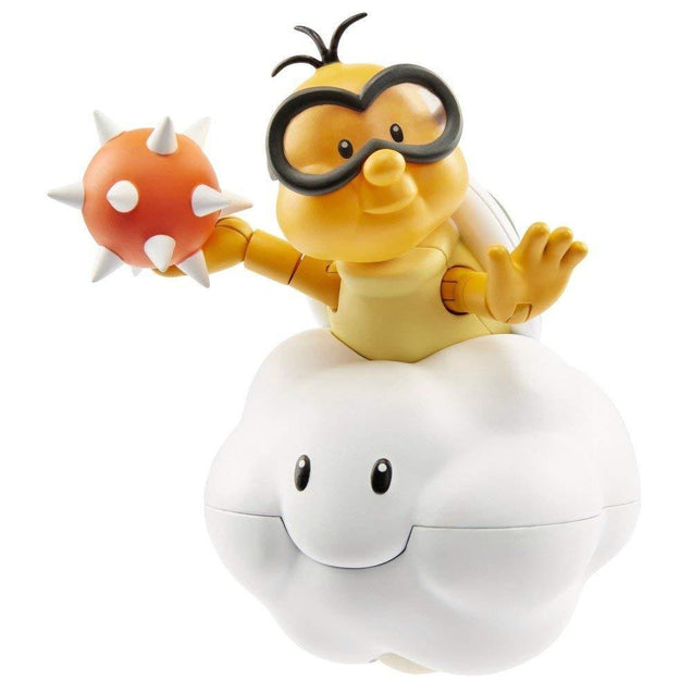 World of Nintendo Lakitu 4 Inch Collectible