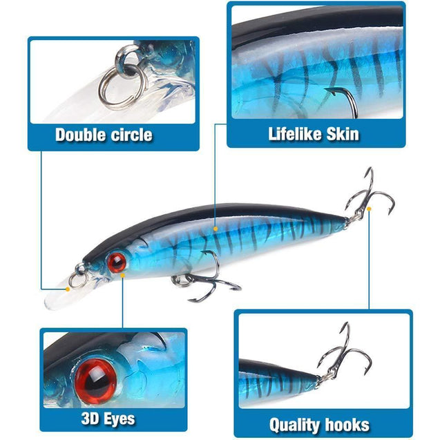 Bionic Fishing Bait