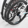 High-Security Innovative Portable Folding Bike Lock