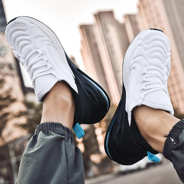 Stylish and breathable wild sneakers