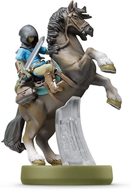 Link Rider Amiibo (Zelda: Breath of the Wild)
