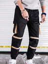 Mens trend handsome overalls