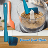 Rotary Blender Food Scraper