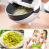 Rotate The Vegetable Cutter- Free Shipping