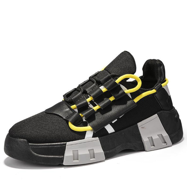 Men's casual increase trend student sports shoes