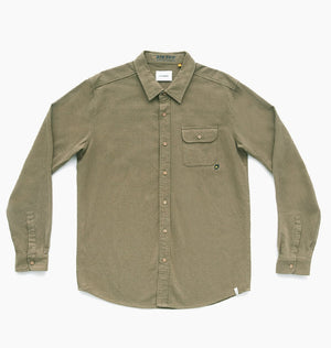 BIG SUN LS SHIRT - FATIGUE