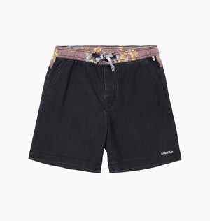 PLAIN JANE BOARDSHORT - PHANTOM/SLED