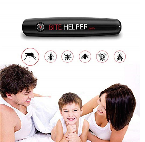 INSTANT BITE RELIEF, STOP ITCH & IRRITATION FOR KIDS & ADULTS