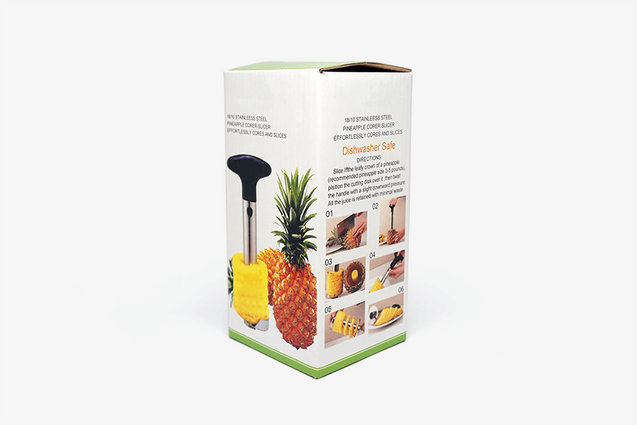 Pineapple Core Remover