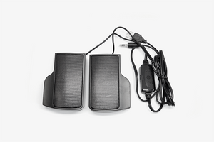 Clip-On Laptop Speakers