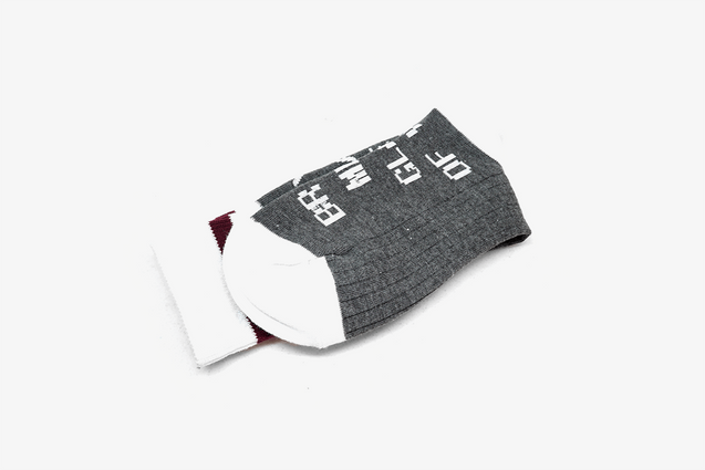 Ultra Comfy Cotton Quote Socks