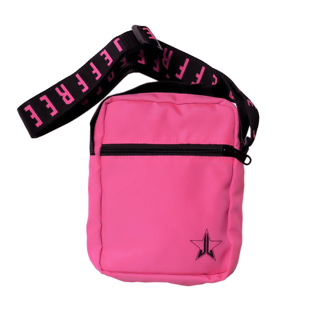 Hot Pink Side Bag