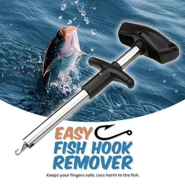 Limited Time Offer Sale - Easy Fish Hook Remover