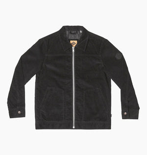 FLINT JACKET - BLACK