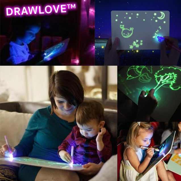 DRAWLOVE™ - FUN AND DEVELOPING TOY