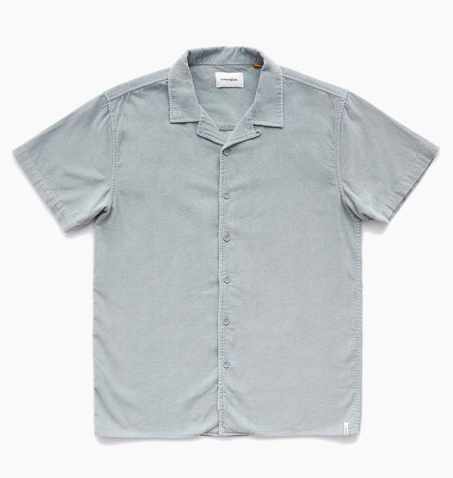 HOLIDAY SS SHIRT - SEA GRASS