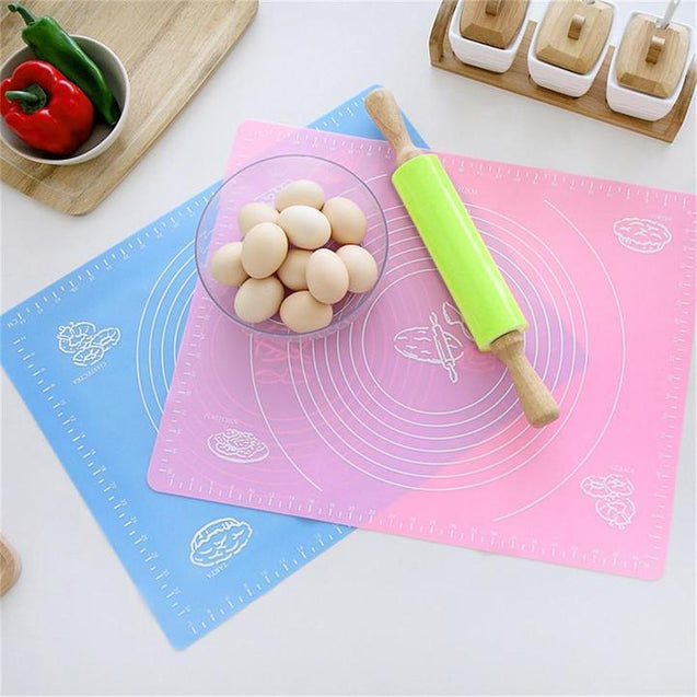 【Hot Sale Now】- Non-Stick Baker's Pastry Mat