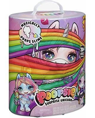 Poopsie Slime Surprise Magical Pooping Rainbow Unicorn Plus 20 Magic Surprises - Pink Packaging