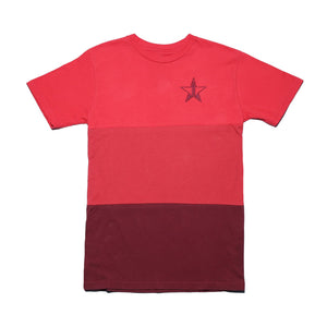 Red Swatch Tee