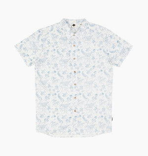 ABYSS SHIRT - WHITE