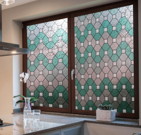 Printed Decorative Window Films