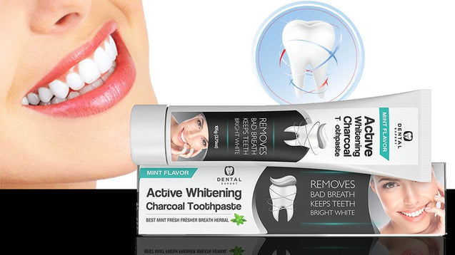 Super whitening Toothpaste