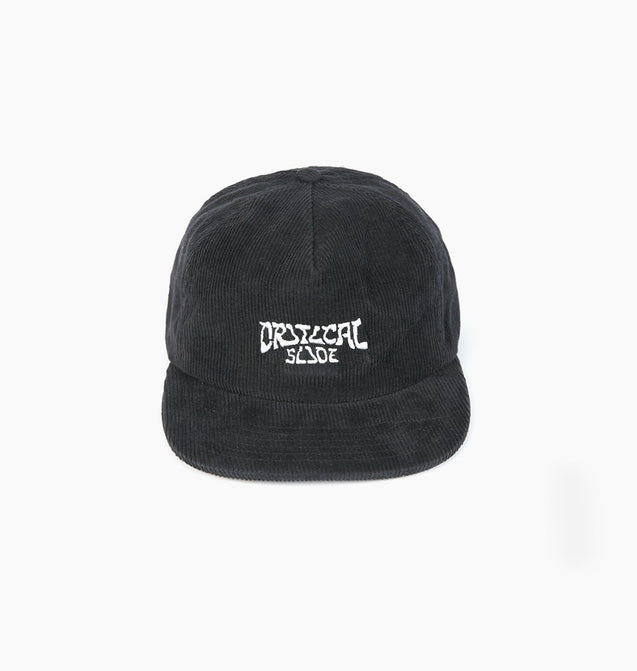 LONE BIRD CAP - BLACK