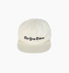 THE YEW TIMES CAP - DIRTY WHITE
