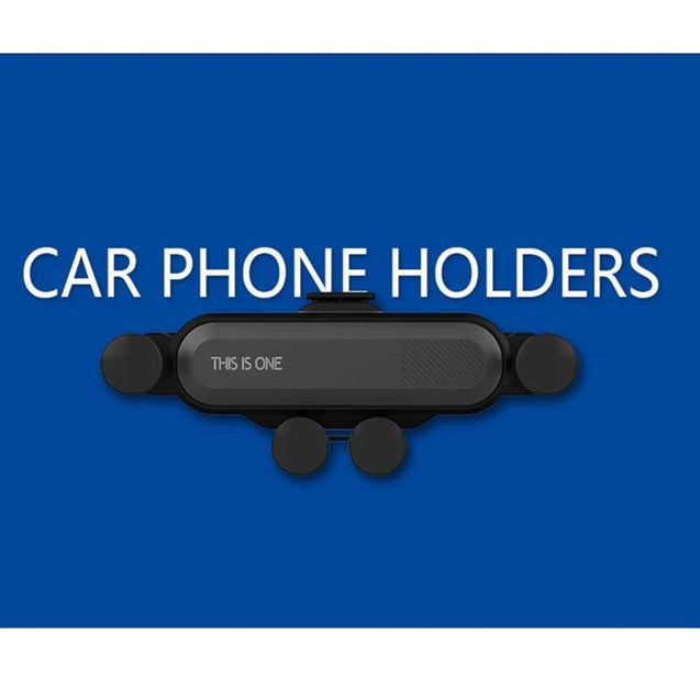 The Phone Cradle - Car Phone Holder