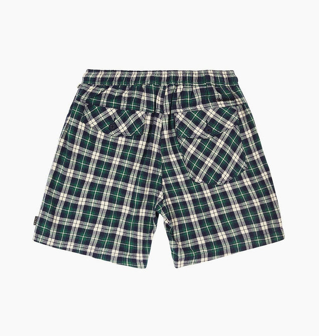 CATTO WALKSHORT - PACIFIC GREEN