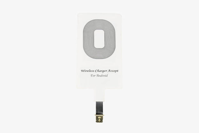 Wireless Charging Receptor - iPhone & Android