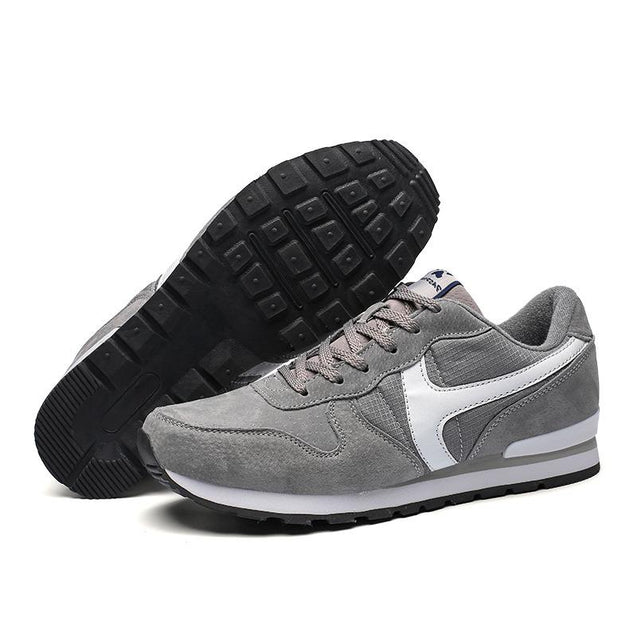 Trend Men's Sports Retro Casual Student Running Shoes