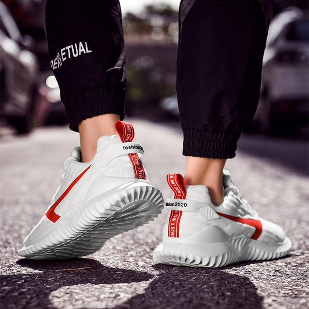 Men's Casual Minimalist Breathable Wearable Lightweight Sneakers