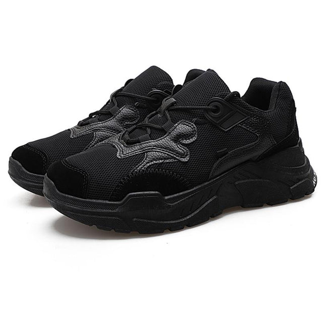Personality increased sports style casual shoes