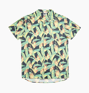 CAMEO SHORT SLEEVE SHIRT - PHANTOM