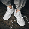 Fashion men's breathable light net cloth sneakers