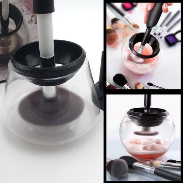 Electric Makeup Brush Cleaner & Dryer