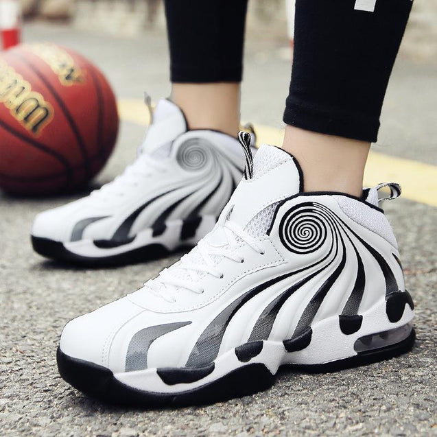 Couple High Basketball Wear Sneakers