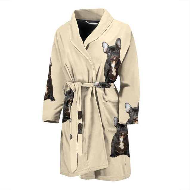 Custom Bath Robe for Men