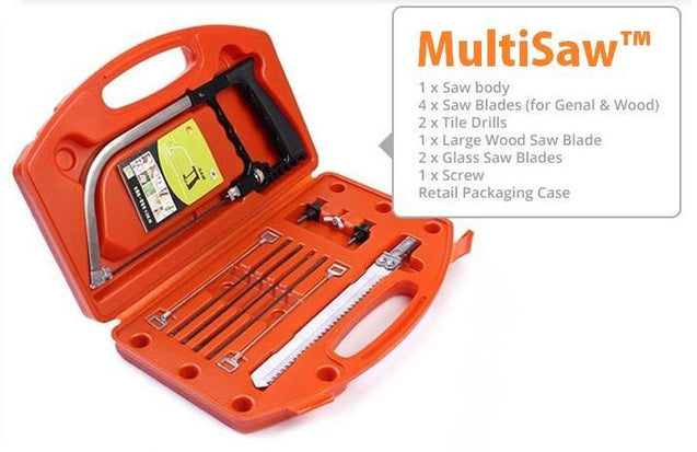 MultiSaw™ - The Best Saw On Earth