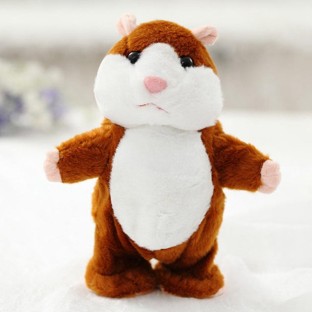 [🔥Buy 2 Get 1 Free 🔥] Cute Repeating Talking Plush Hamster