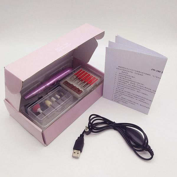 USB Electric Mini Nail Polisher