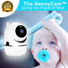 The NannyCam™ - Giving You Peace Of Mind